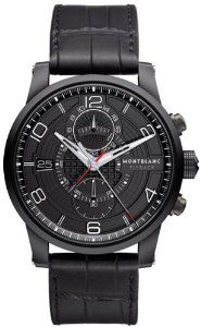 MONTBLANC TIMEWALKER CHRONOGRAPH MENS LIMITED EDITION WATCH