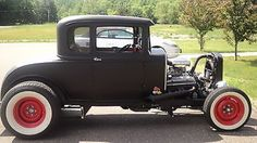Ford : Model A coupe 1930 Ford Model A coupe hot rod - http://www.legendaryfind.com/carsforsale/ford-model-a-coupe-1930-ford-model-a-coupe-hot-rod/