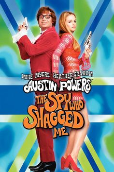Watch Austin Powers: The Spy Who Shagged Me Online. Austin Powers: The Spy Who Shagged Me the 1999 Movie, Trailers, Videos and more at Yidio. Heather Graham, Rob Lowe, Tre Sp, Saturday Night Movie, Science Fiction, Dominic Toretto, Captain America Movie, Fritz Lang, Crime