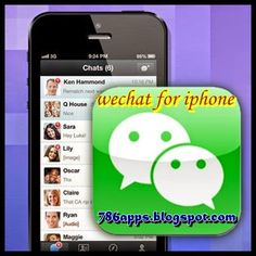 WeChat 6.0.1 For iPhone