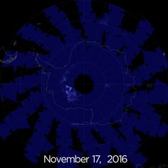 Data from NASA's AIM spacecraft shows the sky over Antarctica is glowing electric blue due to the start (an early one) of noctilucent, or night-shining, cloud season in the Southern Hemisphere. Nasa, Climate Engineering, Cloud Seeding, Global Weather, High Clouds, Ozone Layer, Space Facts, Space Photography, Star Constellations