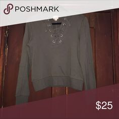 Never worn LA Hearts sweatshirt from PacSun Never worn! Too small for me LA Hearts Sweaters