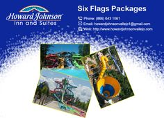 The Howard Johnson is an exceptional choice when watching for out hotal, as plan your adored ones go from side to part. There are presenting six flags programs. https://goo.gl/ZAJYpS