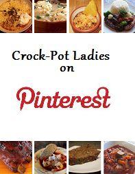 crock pot ladies recipe index