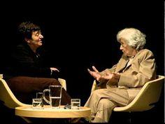 """Ciclo """"Vidas cruzadas"""", Centro Cultural Generación del 27 (Málaga). Conversaciones entre las escritoras, Ana María Matute (en el recuerdo) y Ana María Moix , presentadas por Aurora Luque."""