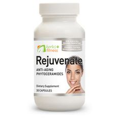 Rejuvenate Anti-Aging Supplement (Phytoceramides) is best for you to face-lift by improving the structural integrity of your aging skin!