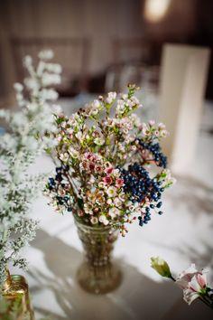 www.mariannechua.com || Elegant, vintage gypsophila #wedding flowers #weddinginspiration
