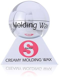 Tigi SFactor Creamy Mold Wax for Unisex 176 Ounce *** Details can be found by clicking on the image.
