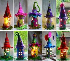 19 Best Fairy Images Fairy Houses Toilet Paper Rolls Fairy Homes