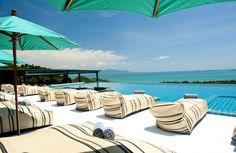 Infinite Pool of Mantra Samui Resort