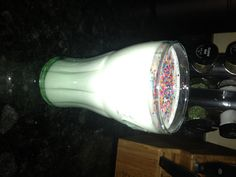 Cake Batter Protein Shake...Mmmm Just like Herbalife