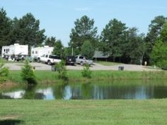 Shady Pines RV Park In Texarkana Texas