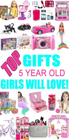 Top Gifts For 6 Year Old Girls Best Gift Suggestions Presents