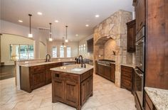 This is another view of the corner kitchen  1401 Roaring Frk, Leander, TX 78641 is For Sale - Zillow