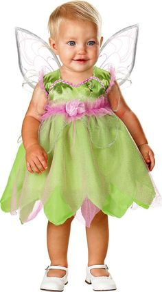 Baby Tinker Bell Costume - Top Costumes - Infant Baby Costumes - Baby Toddler  sc 1 st  Pinterest : tinkerbell costumes for babies  - Germanpascual.Com