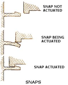 Snap Latches