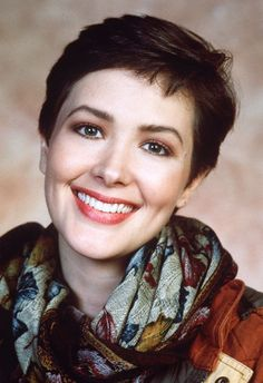 Janine Turner | I don't agree with her politics AT ALL, but she is stunning.