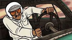 The animated story of Wendell Scott, African American NASCAR driver