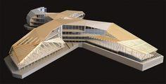 JVA (Jarmund/Vigsnæs AS Architects) | Svalbard Science Center | Norway | 2005