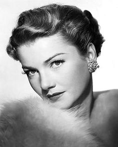Anne Baxter - performances in films such as The Magnificent Ambersons one of my favorite movies. Anne Baxter - performances in films such as The Magnificent Ambersons one of my favorite movies. Old Hollywood Movies, Hollywood Icons, Old Hollywood Glamour, Golden Age Of Hollywood, Vintage Hollywood, Hollywood Stars, Hollywood Actresses, Classic Hollywood, Actors & Actresses