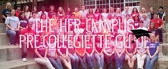 The Her Campus Pre-Collegiette Guide - this website has lots of helpful info for new college students