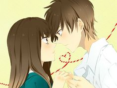日本: Casal de anime da semana - Kimi ni todoke