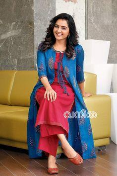 Salwar Designs, Kurti Neck Designs, Kurtha Designs, Beautiful Indian Actress, Office Wear, Indian Actresses, Dress Patterns, Indian Fashion, Girls Dresses