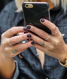 Diese minimalistischen Nagel-Designs sind sooo wunderschön!