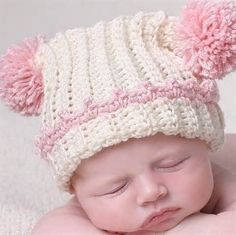 and toddler hats including free online baby hats crochet patterns ...