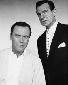Jack Lemmon & Walter Matthau - The Odd Couple is one of my all time favourite shows.