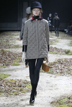 Moncler Gamme Rouge: Fall 2015 Ready-to-Wear Collection