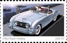 Nash healey 1952