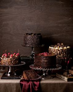 Chocolate Seduction Cake - Neiman Marcus