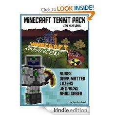 A Instruction Book for Minecraft Tekkit Mod #Game_Mod #Minecraft_Mod #Modpack