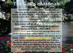 Gates Of Jannah