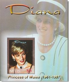 ... and pearl necklace on a souvenir sheet of mint topical postage stamps
