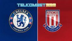 BLOGTELKOMBET228 - Premier Leauge mengahdirkan laga menarik antara Chelsea vs Stoke City.Chelsea akan menjamu Stoke City pada matchweek 21 Premier League