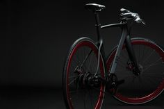 The first connected bike featuring performance tracking, security sensors & interactive feedback to radically change the way you ride.