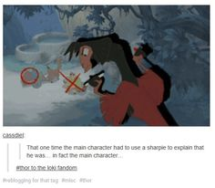 Kuzco and Thor