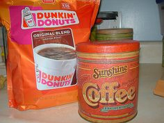 Donut and coffee anyone?
