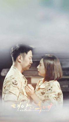 Descendants Of The Sun Blood Korean Drama, Korean Drama Series, Korean Drama Quotes, Descendants, Young Couples, Cute Couples, Seo Dae Young, Song Joong Ki Birthday, Decendants Of The Sun