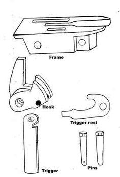 Image result for speargun trigger mechanism design