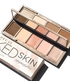 Urban Decay Cosmetics: When your palette's more organized than your life. Makeup Is Life, Makeup Geek, Skin Makeup, Beauty Makeup, Makeup List, Drugstore Beauty, Makeup Brands, Best Makeup Products, Beauty Products