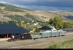 RailPictures.Net Photo: 107 Untitled Steam 2-8-2 at Esquel, Argentina by Fabrice Lanoue
