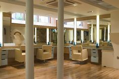 The Conrad Blandford Hairdressing Salon in Sheffield