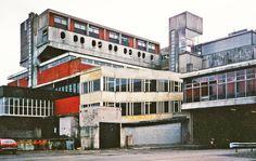 Scottish Brutalism | Cumbernauld Town Centre