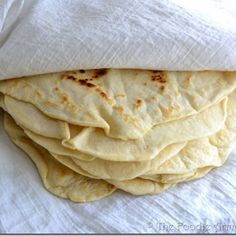 Homemade Tortillas,,,, this is worth a try because when I make them it seems difficult lol!!