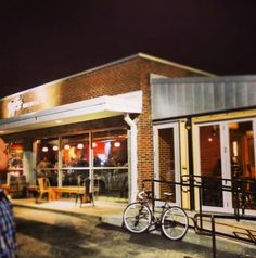 Trophy is currently my favorite pizza joint in town AND they make stellar beer.