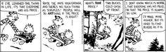Calvin and Hobbes Comic Strip, April 11, 2012 on GoComics.com
