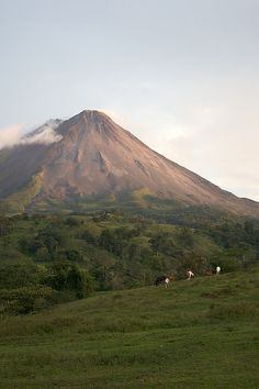 Volcan Arenal Costa Rica